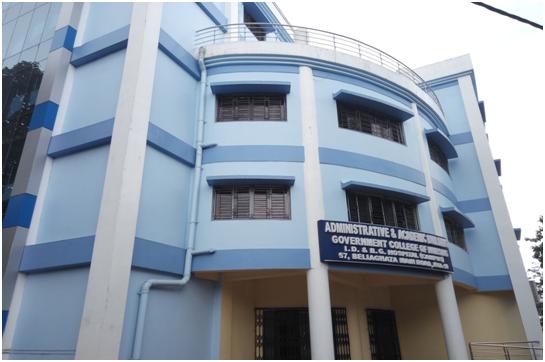 Govt  College Of Nursing, I D  & B G  Hospital Campus | WBUHS
