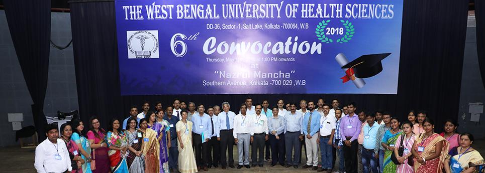 West Bengal University of Health Sciences